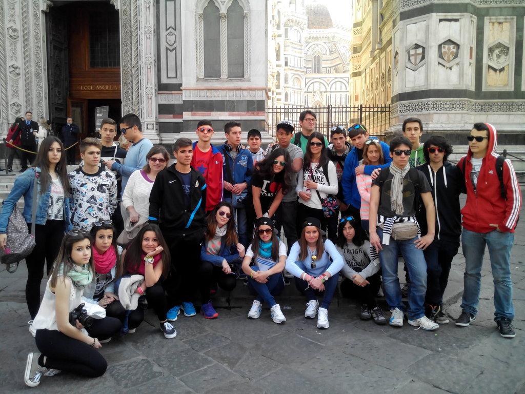 1. Plaza del Duomo