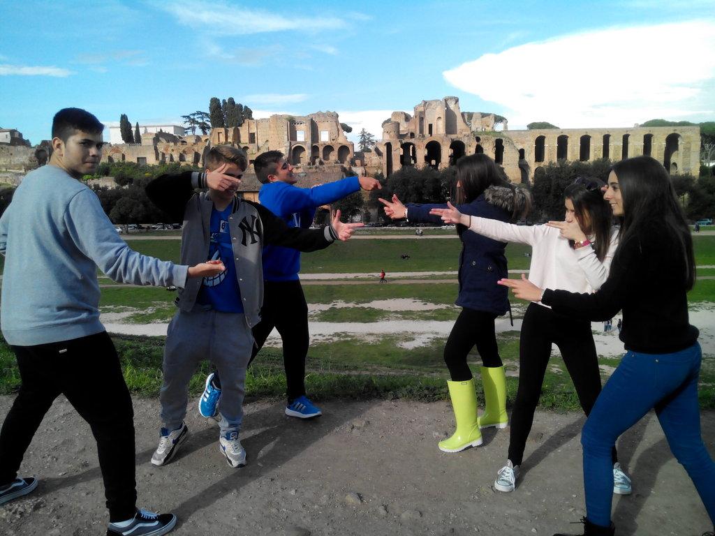 2. Foro teatro romano