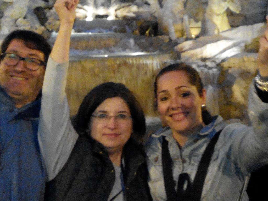 4.  Fontana de trevi (2)