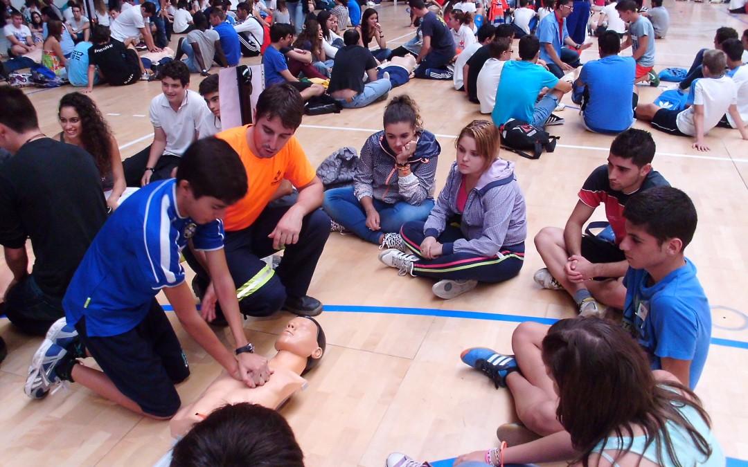 Participación en el Cardiomaratón 2013
