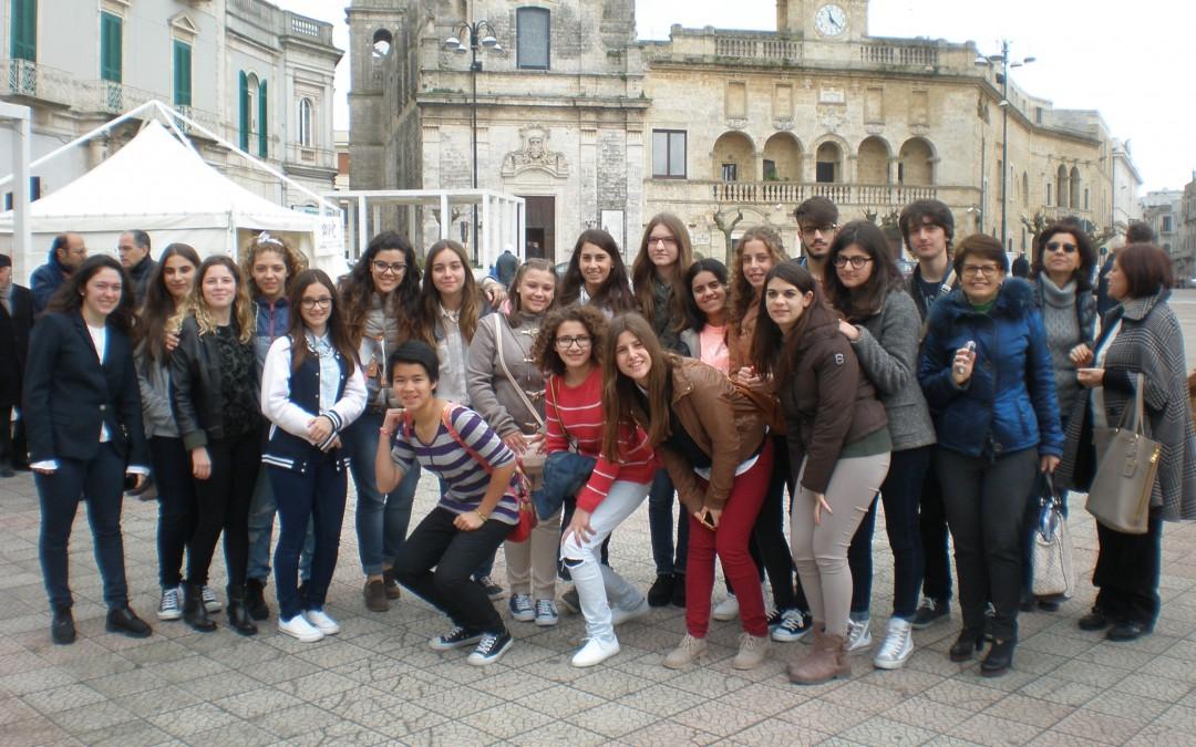 Erasmus+ Multilateral en Italia: El inicio