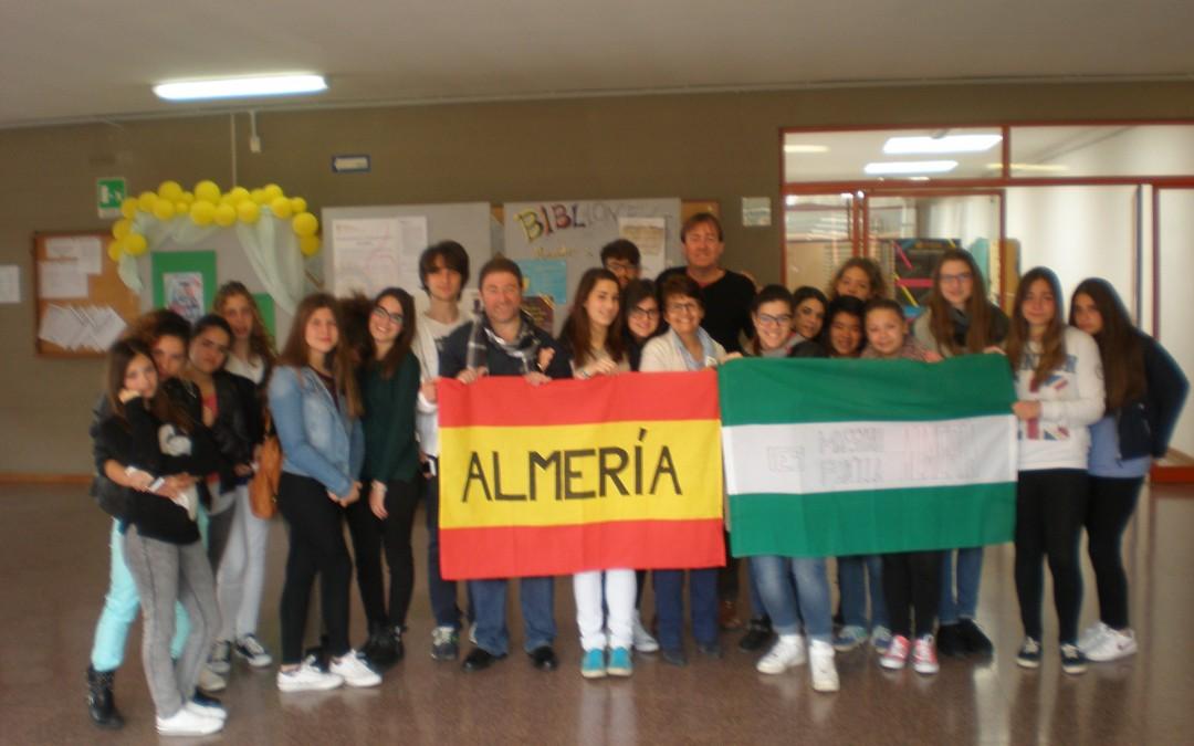 Erasmus+: Comenius Multilateral(Italia, Francia y Turquía)