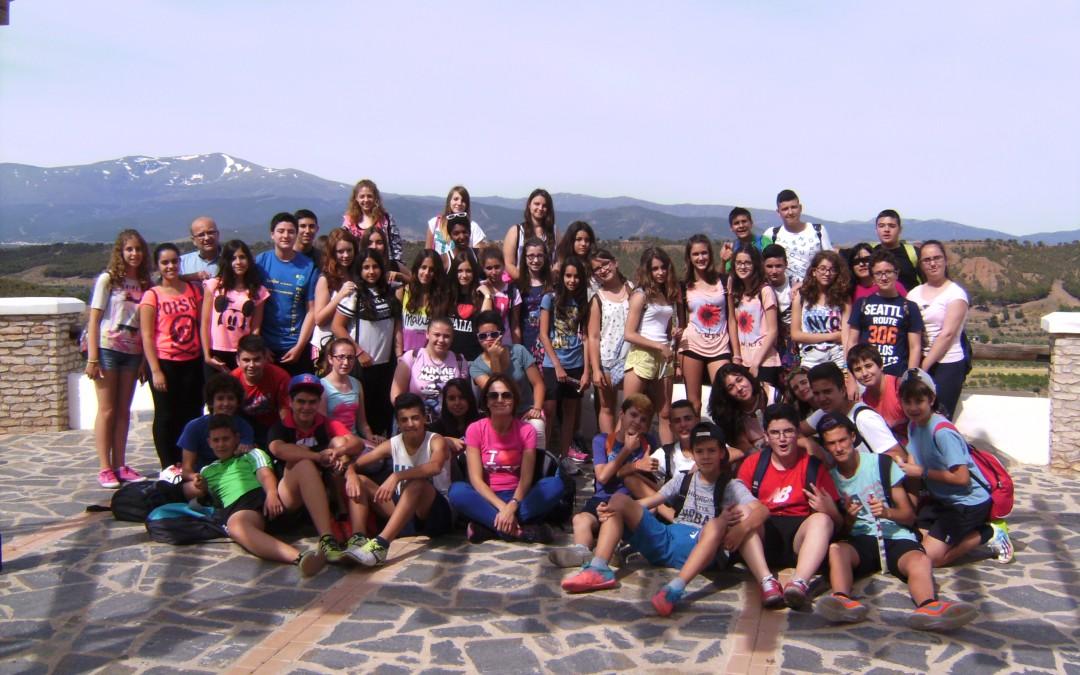 Convivencia en la comarca de Guadix