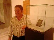 El I.E.S. Maestro Padilla protagoniza la «Pieza del Mes» en el Museo de Almería