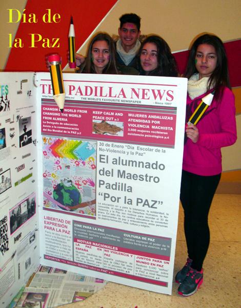 Periódico por la PAZ