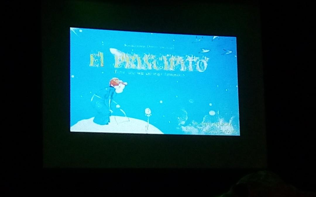 """Teatro de títeres """"El principito"""""""