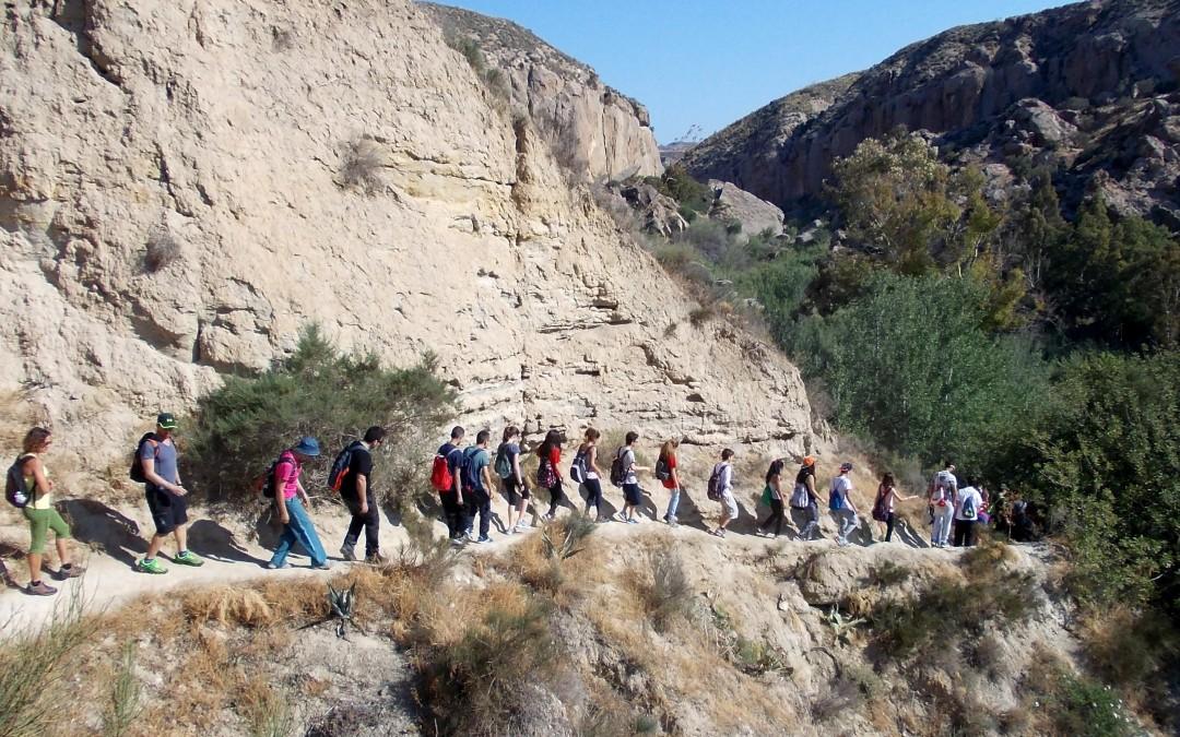 """Ruta por los """"Molinos del Río Aguas"""""""