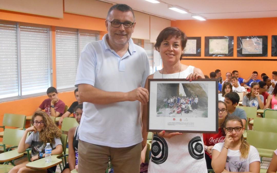 Clausura en nuestro centro de la Escuela Municipal de Montañismo