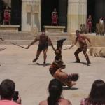 Espectáculo: Hércules y el león de