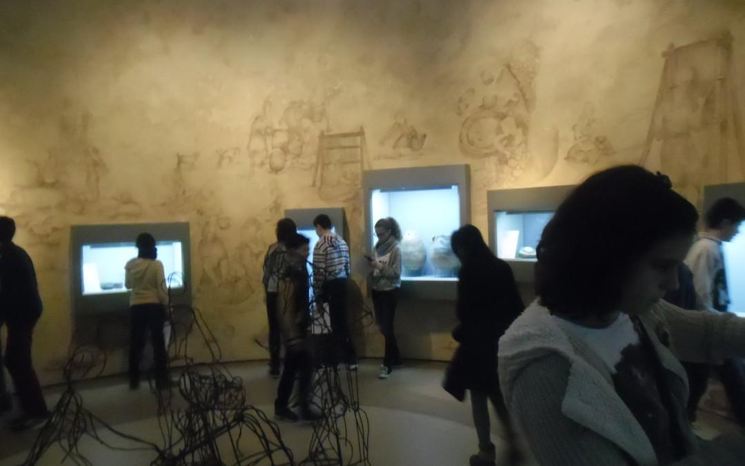 VISITA AL MUSEO DE ALMERÍA