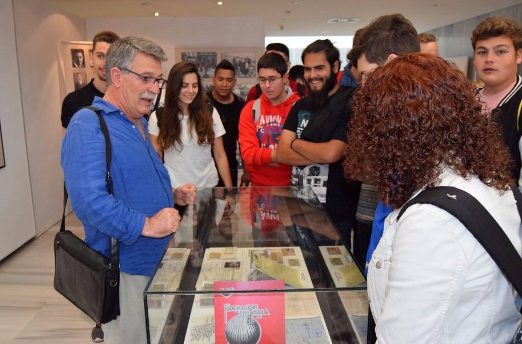 """VISITA EXPOSICIÓN """"LA II REPÚBLICA, GUERRA CIVIL Y FRANQUISMO"""""""