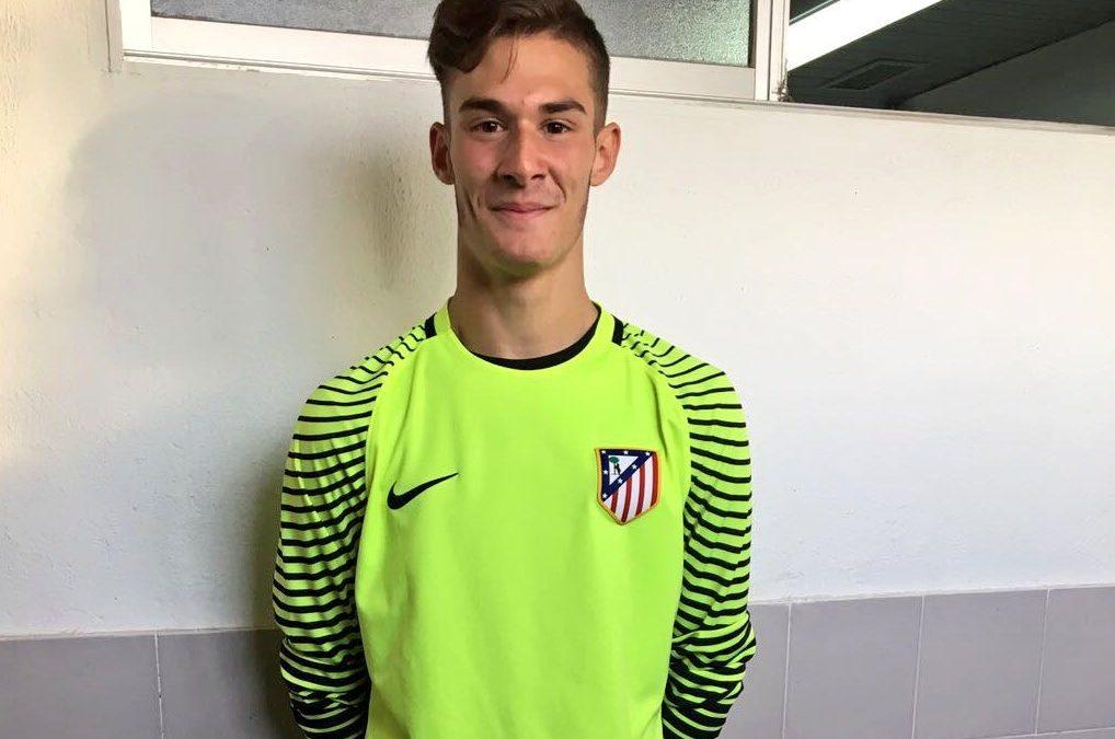 José María Saldaña al Atlético de Madrid