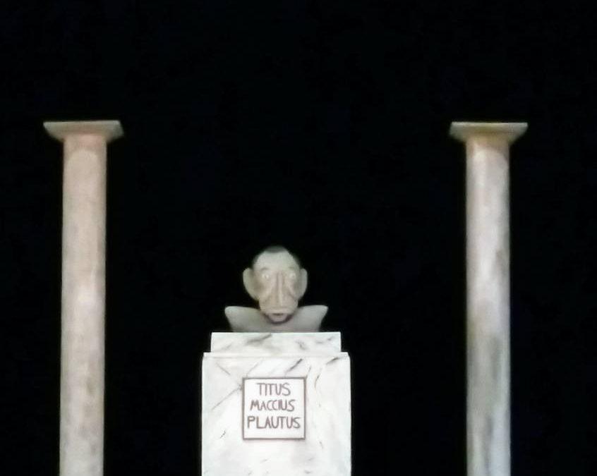 XXXIV Festival Juvenil Europeo de Teatro Grecolatino