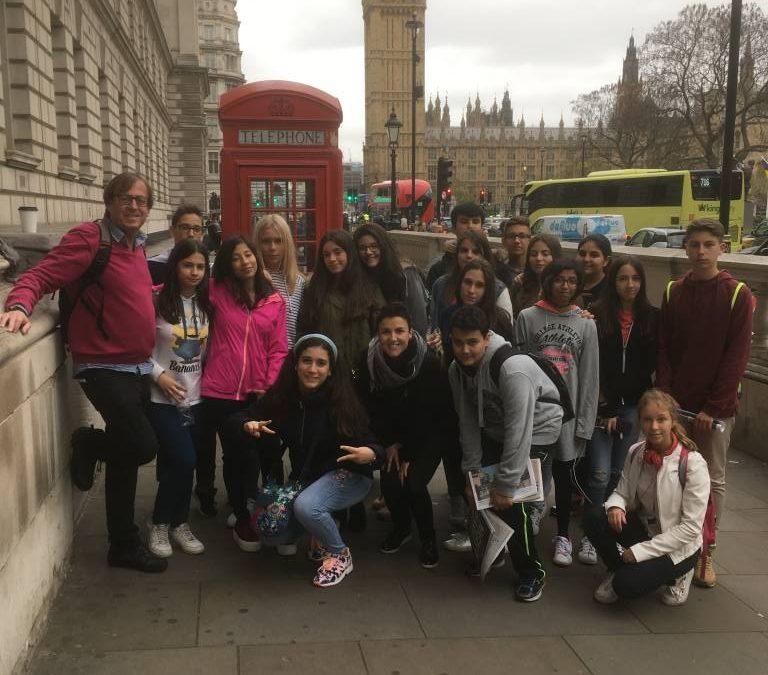 Volvemos a Londres
