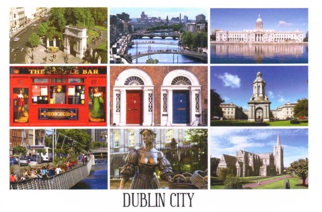 Dublín (Irlanda) – Programa de Inmersión Lingüística 2017-2018