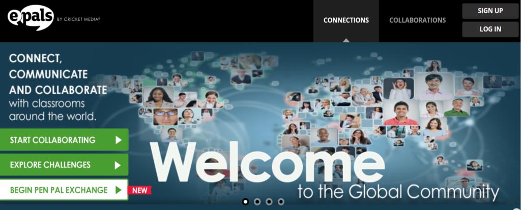 EPALS: Proyecto Colaborativo por Internet