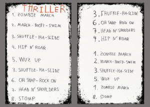 Thriller script