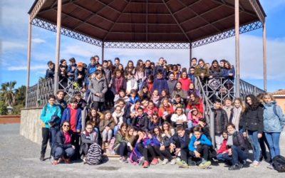 Intercambio Escolar con el Collège Cap de Gascogne de Saint Sever (Francia). Del 1 al 9 de febrero.