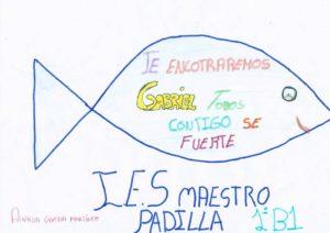 TODOS SOMOS GABRIEL 1B1.15. IES Maestro Padilla