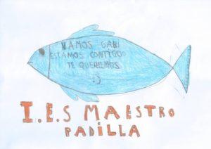 TODOS SOMOS GABRIEL 1B1.2. IES Maestro Padilla
