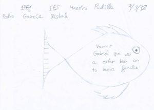 TODOS SOMOS GABRIEL 1B1.20. IES Maestro Padilla