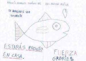 TODOS SOMOS GABRIEL 1B2.16. IES Maestro Padilla