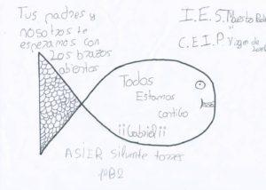 TODOS SOMOS GABRIEL 1B2.2. IES Maestro Padilla