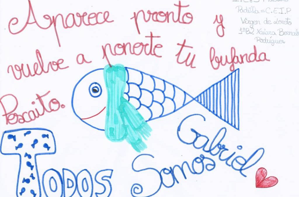 Pescaítos para Gabriel