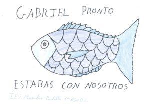 TODOS SOMOS GABRIEL 1B2.23. IES Maestro Padilla