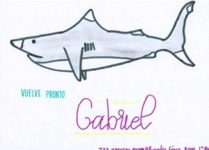 TODOS SOMOS GABRIEL 1B2.25. IES Maestro Padilla