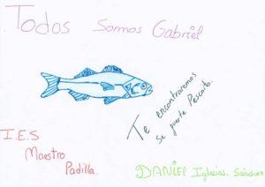 TODOS SOMOS GABRIEL 1B2.7. IES Maestro Padilla