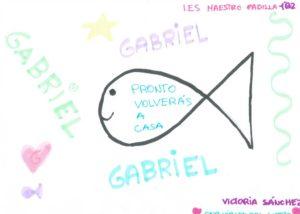 TODOS SOMOS GABRIEL 1B2.9. IES Maestro Padilla