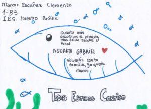 TODOS SOMOS GABRIEL 1B3.6. IES Maestro Padilla
