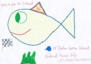 TODOS SOMOS GABRIEL 1B3.8. IES Maestro Padilla