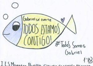 TODOS SOMOS GABRIEL 1B3.9. IES Maestro Padilla