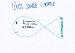 TODOS SOMOS GABRIEL 1B4.6. IES Maestro Padilla
