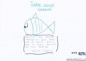 TODOS SOMOS GABRIEL 1B4.8. IES Maestro Padilla