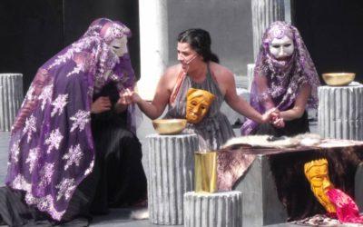 CARTAGENA. XXXV Festival Juvenil Europeo de Teatro Grecolatino. Primavera, 2018