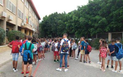 Bienvenida al alumnado de 1º ESO