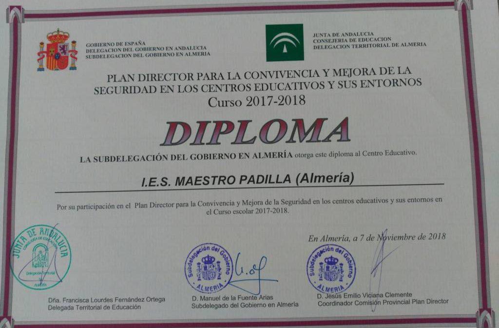 PLAN DIRECTOR PARA LA CONVIVENCIA