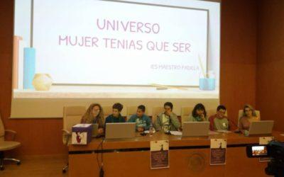 """Universo """"Mujer tenías que ser"""" en las II Jornadas Día Universal del Niño y la Niña en la UAL"""