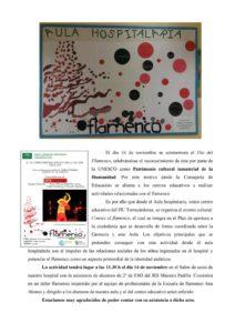 invitacion flamenco