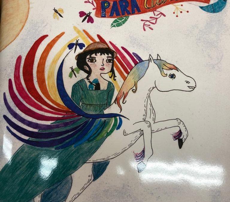 Revista de la poeta Aurora Luque y nuestro alumnado