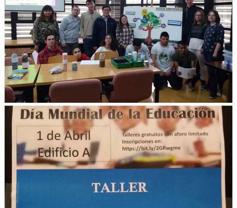 FPBE PARTICIPA EN LOS EDUCATALLERES DE LA UAL