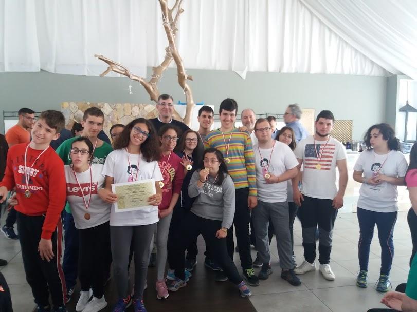 FPBE de Agrojardinería y las Aulas Específicas I y II participan en las III Jornadas de Deporte e Integración.