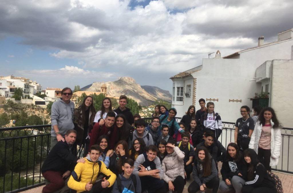 Visitamos Sierra de María – Los Vélez