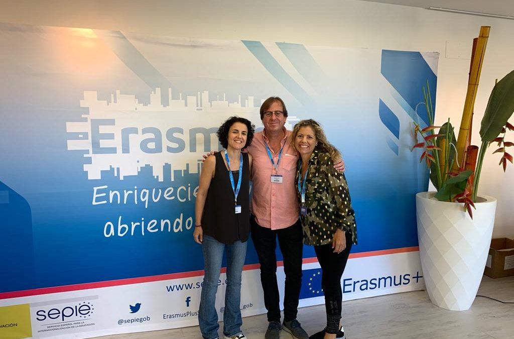 Jornadas sobre Erasmus + en Cuenca