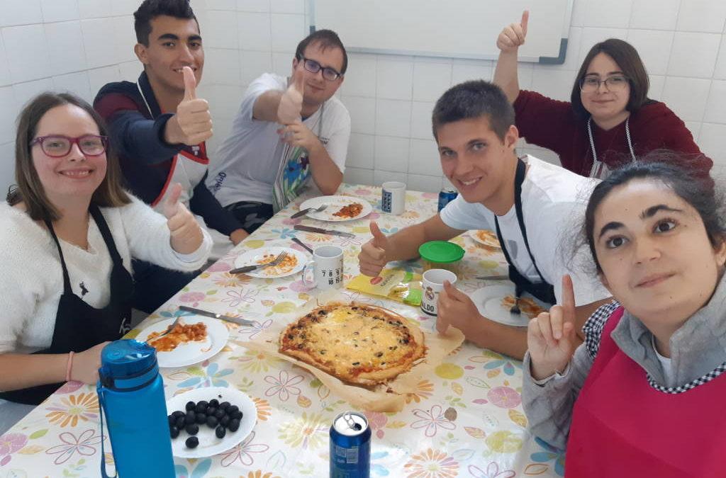 Primer taller de cocina FPB