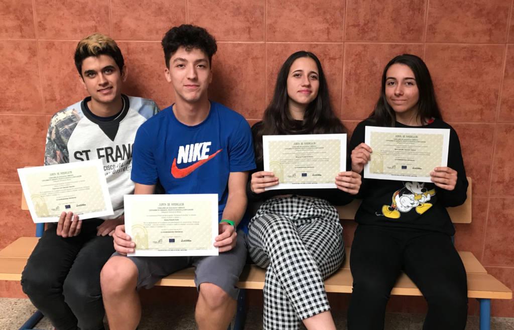 Diplomas «Andalucía Profundiza»