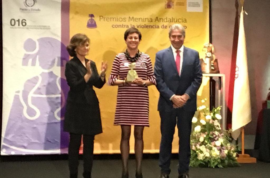 Premio Menina al IES Maestro Padilla